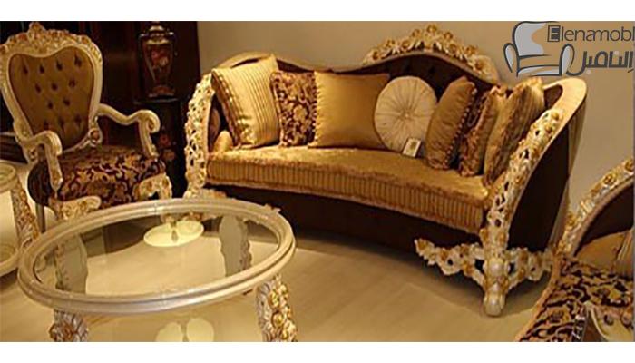 مبل سلطنتی کلاسیک