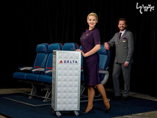 خوش لباس ترین مهمانداران شرکت های هواپیمایی دنیا