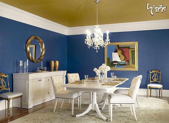 اتاق خود را از لحاظ روانشناسی چه رنگی کنیم .