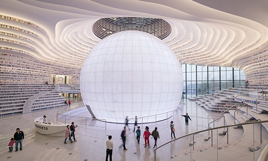 اتفاقاتی جدید در معماری