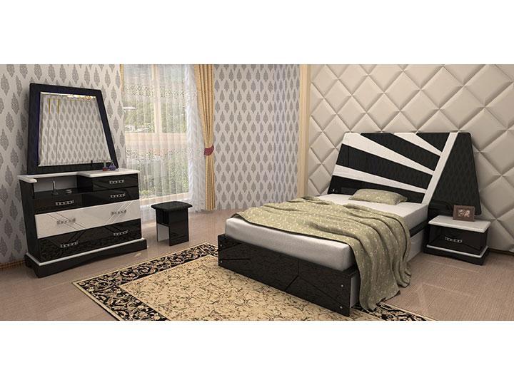 سرویس خواب چوبی - T210