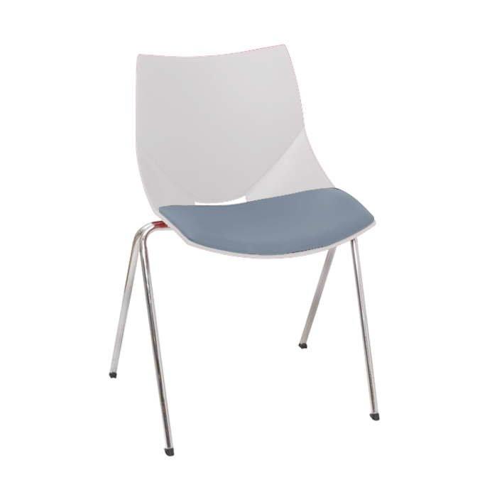 صندلی شل shell با تشک صنایع نظری