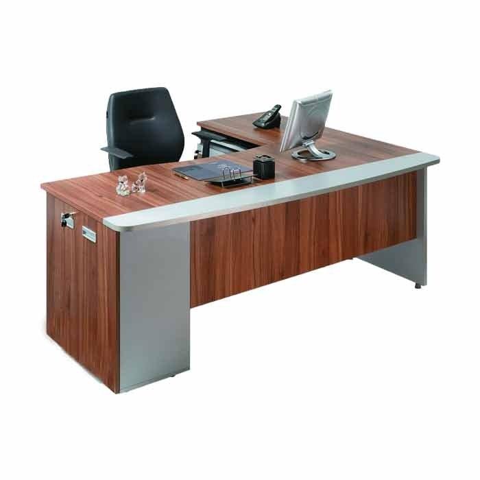 میز اداری مدل افرند کمددار کارنو