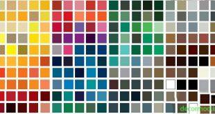 type of color 310x165 - رنگها یی که از نظر طراحان دکوراسیون زیبا نیستند