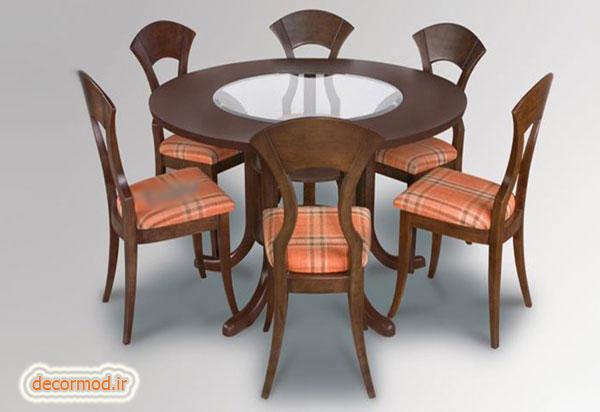 میز ناهارخوری 8