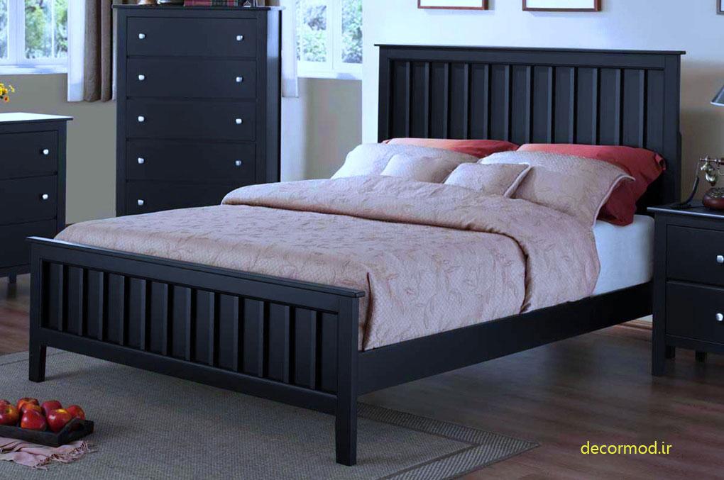 تخت خواب های چوبی 5