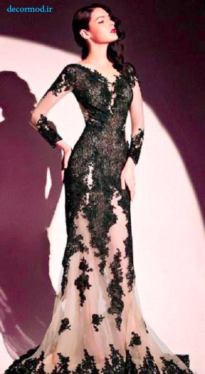 لباس شب 10