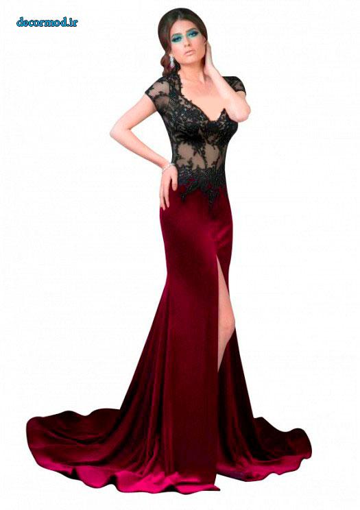 لباس شب 11