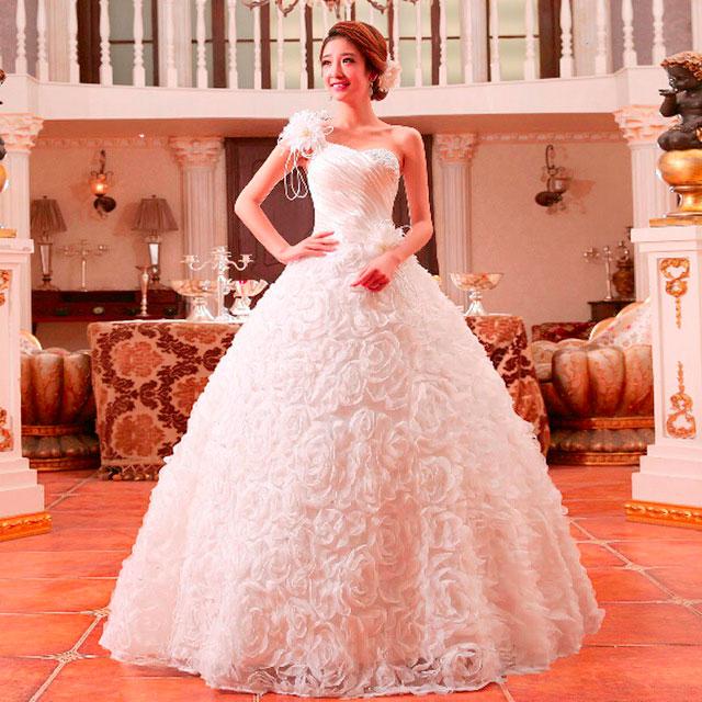 مدل لباس عروس7