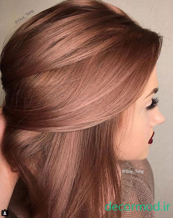 رنگ موها سَِ