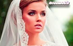آرایش عروس 455534