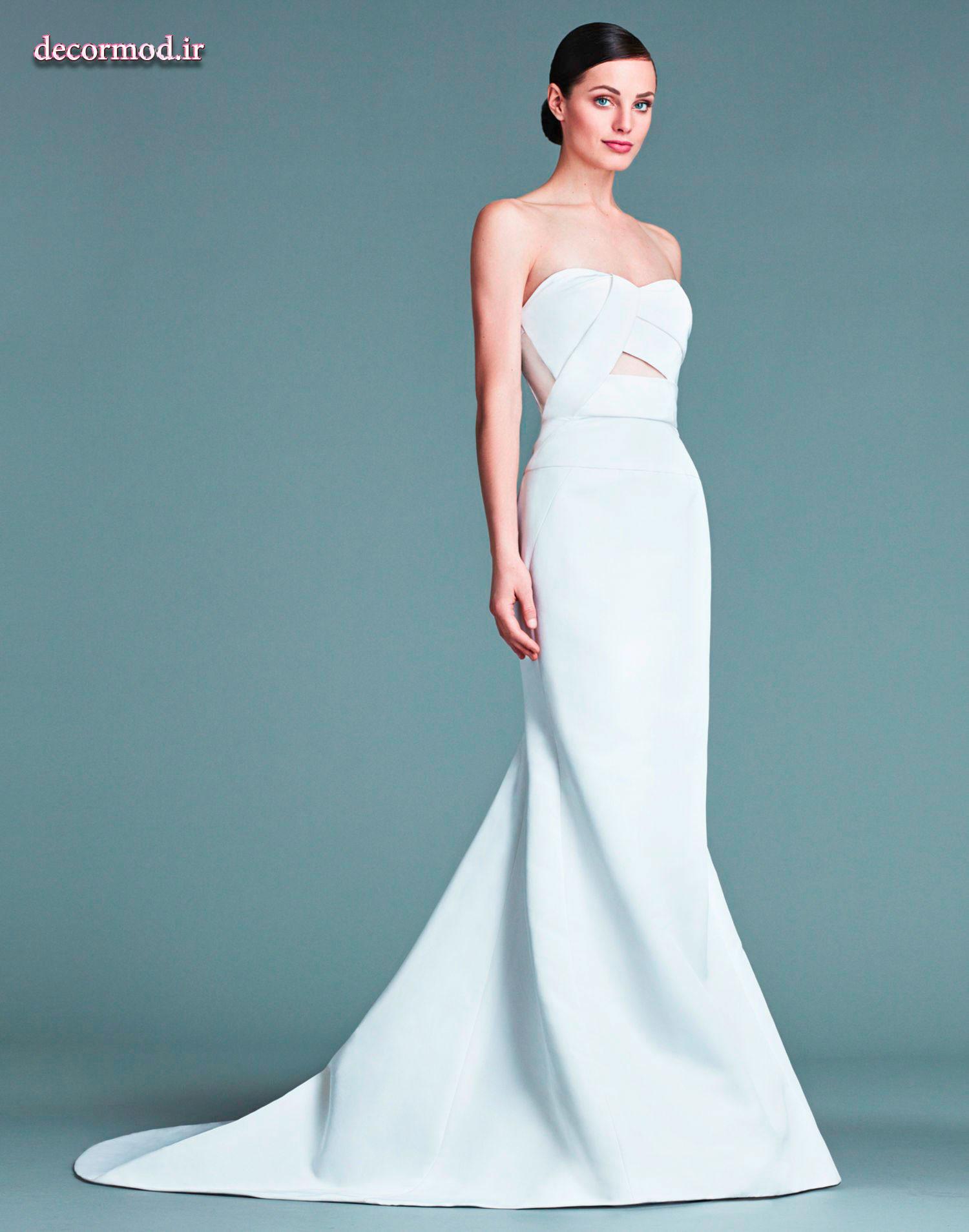 مدل لباس عروس 4
