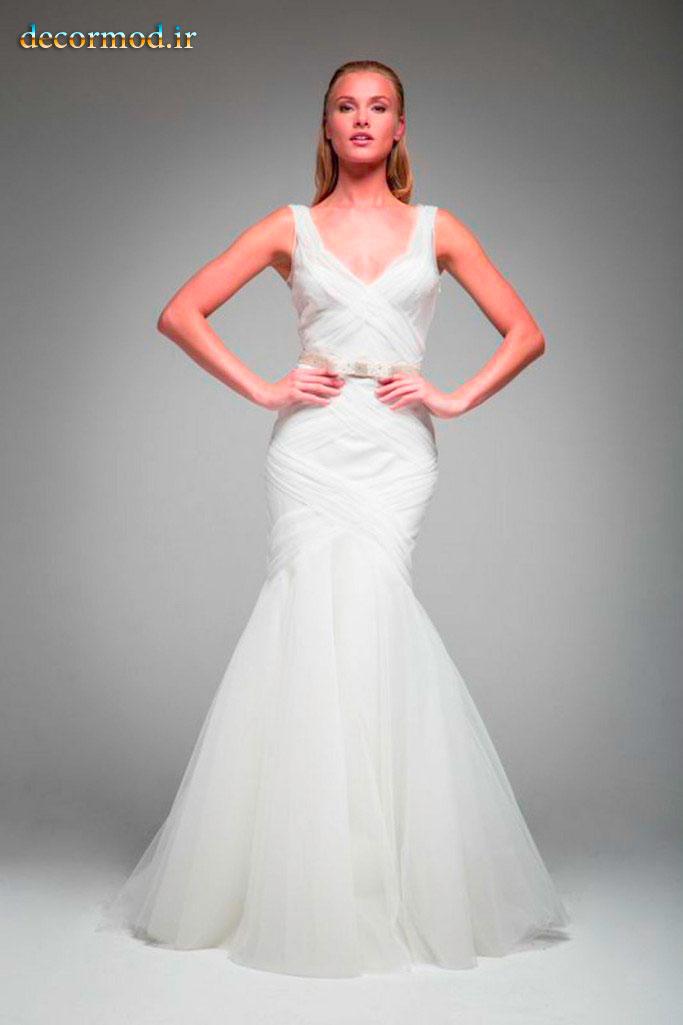 مدل لباس عروس 2