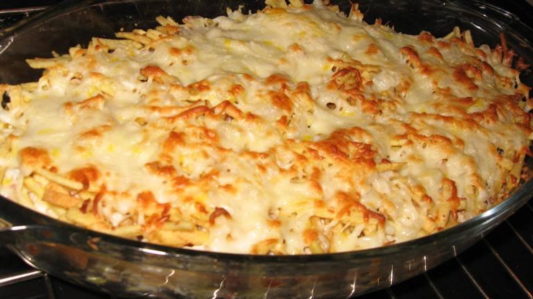 آموزش آشپزي تارت مرغ و قارچ 3434