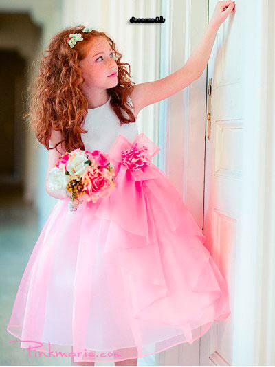مدل لباس مجلسی دخترانه 44