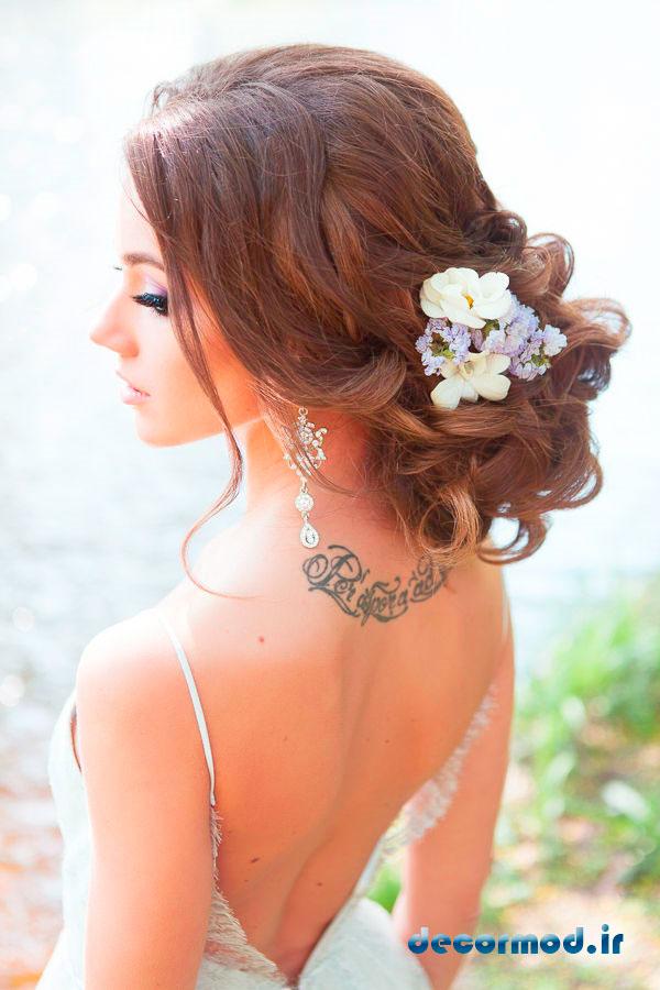 مدل موي عروس 236