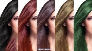 رنگ مو 98
