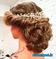 مدل موي عروس 6