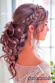 مدل موي عروس 7