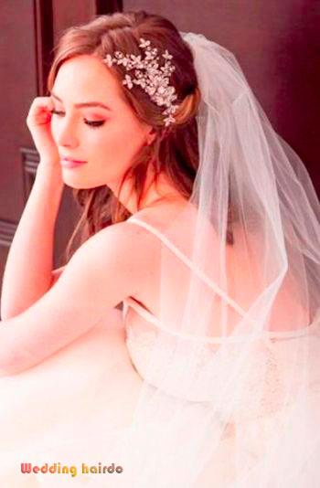 مدل موي عروس 1