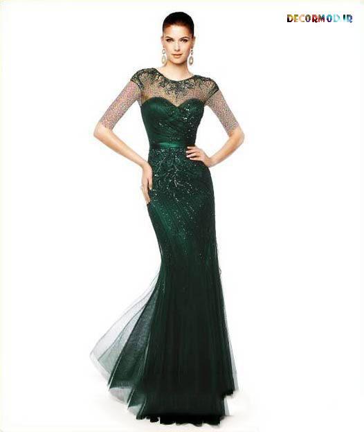 لباس مجلسی بلند 1