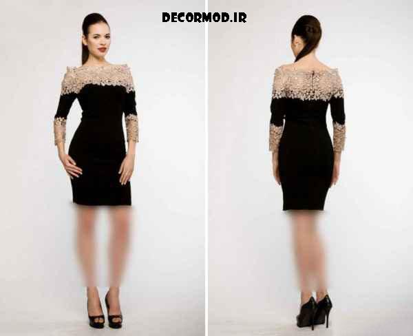 مدل لباس کوتاه 1
