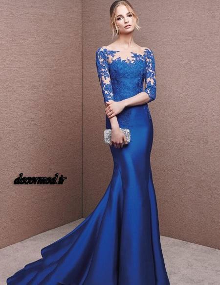 مدل لباس مجلسی 2017 4
