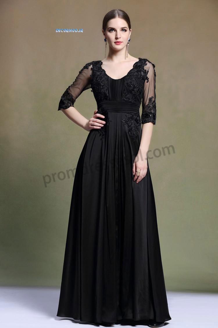 لباس مجلسی بلند 44884