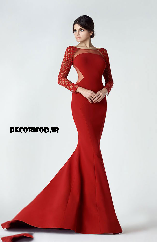 لباس مجلسی زنانه 277272