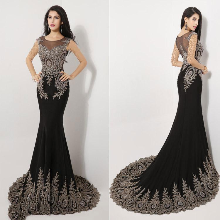 لباس مجلسی بلند 141441