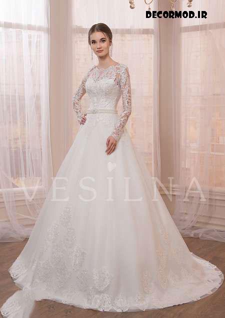 مدل لباس عروس 1
