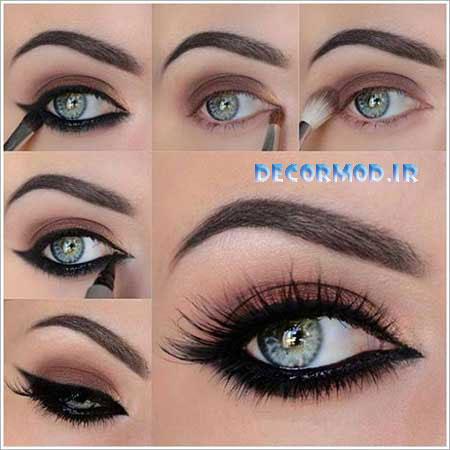 828800153 1 - مدل آرايش چشم به همراه تصاویری از جدید ترین آرایش های چشم برای مجالس مختلف در سال 2017