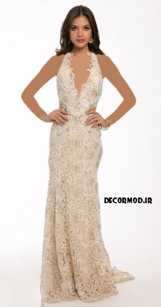 لباس مجلسی بلند 6262