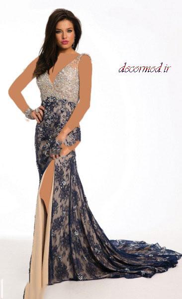 مدل لباس مجلسی 2017 5252
