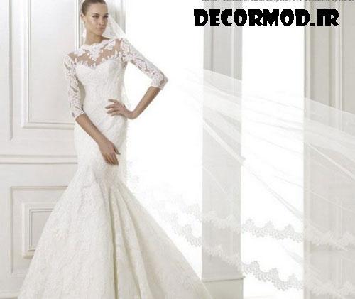 مدل لباس عروس 41141