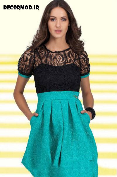 مدل لباس کوتاه 5