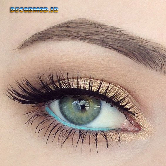 eye makeup 5 1 - مدل آرايش چشم به همراه تصاویری از جدید ترین آرایش های چشم برای مجالس مختلف در سال 2017
