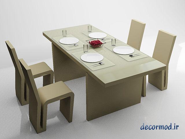 میز ناهار خوری جدید 26266
