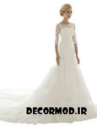 مدل لباس عروس 09
