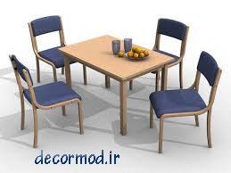 میز ناهار خوری جدید 13