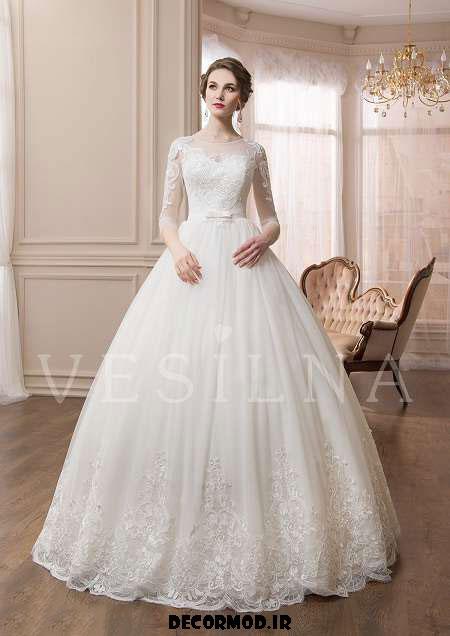 مدل لباس عروس 14