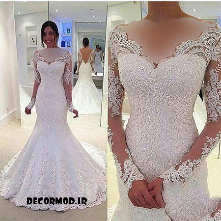 مدل لباس عروس 1414