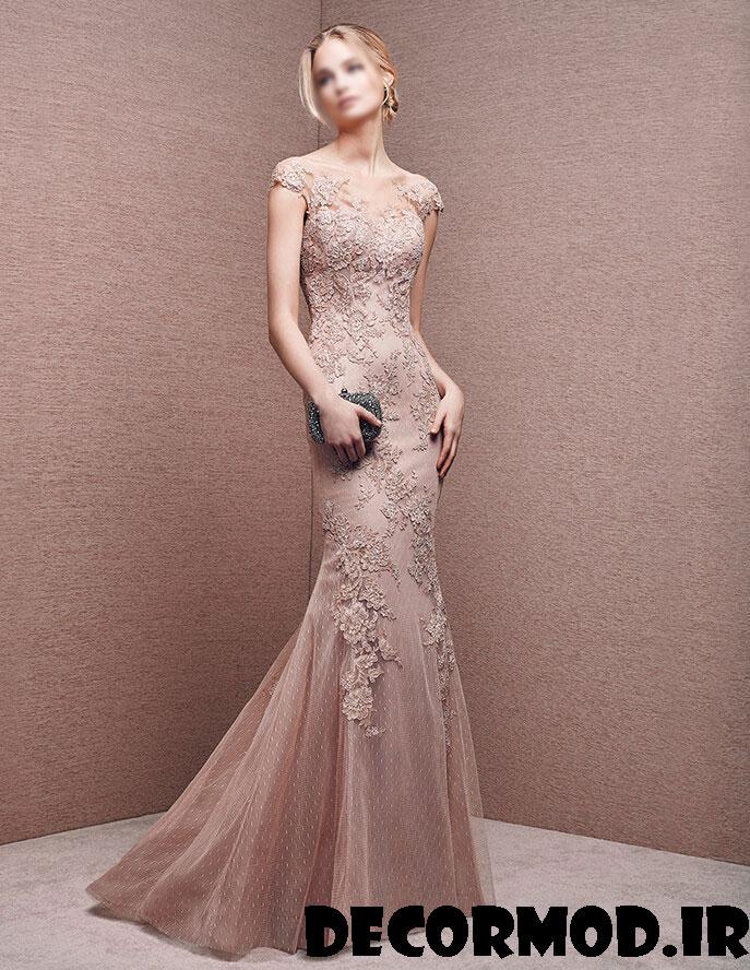 لباس مجلسی بلند 0550509