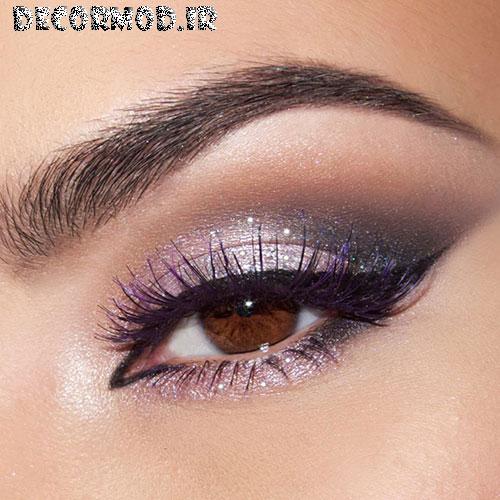makeup namakstan.ir 3 1 - مدل آرايش چشم به همراه تصاویری از جدید ترین آرایش های چشم برای مجالس مختلف در سال 2017