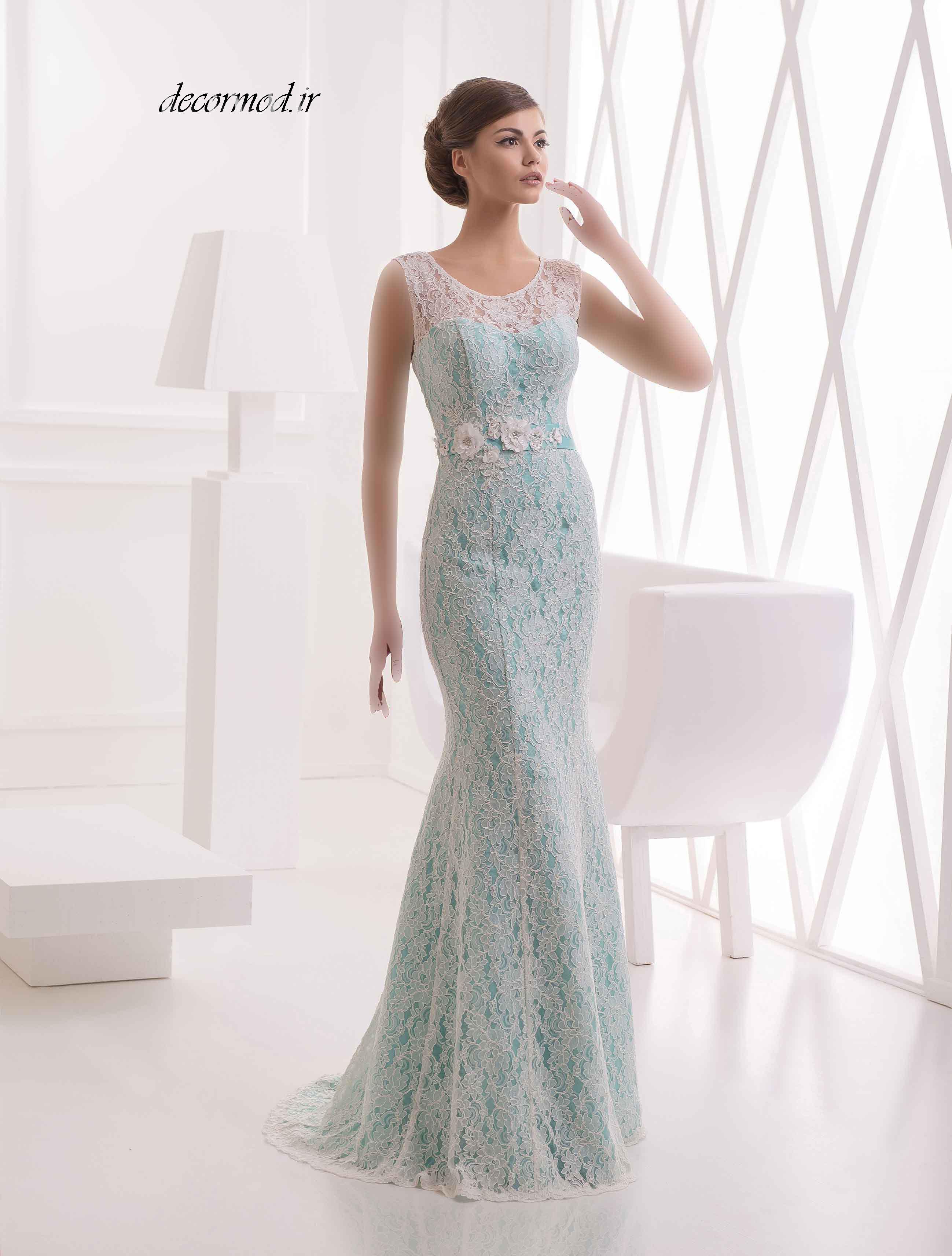 مدل لباس مجلسی 2017 265
