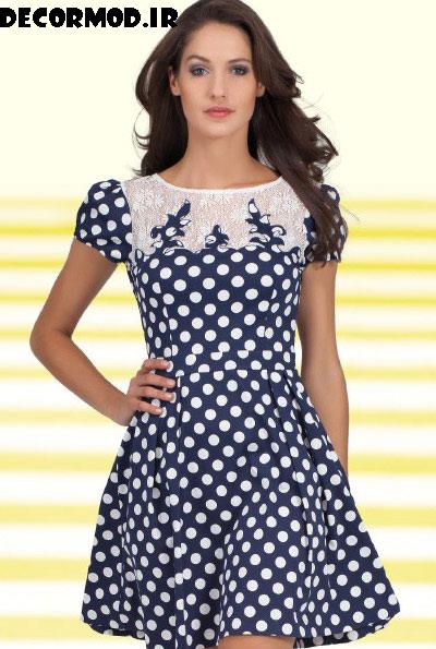 مدل لباس کوتاه 09