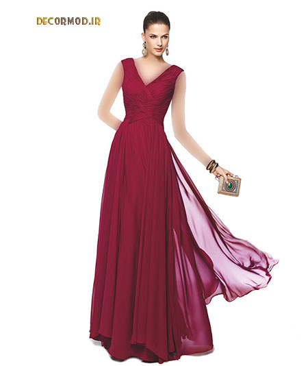 لباس مجلسی بلند 848448