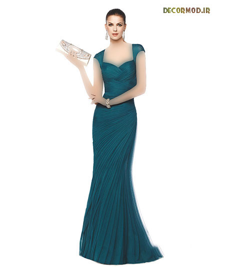 لباس مجلسی بلند 700707
