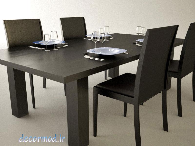 میز ناهار خوری جدید 1