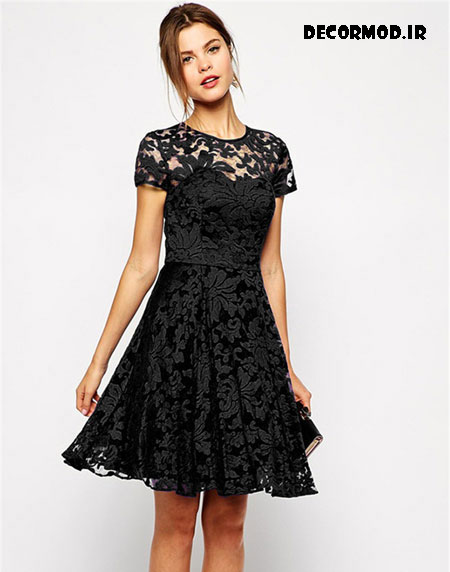 مدل لباس کوتاه 8